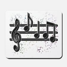 Musical Notes Mousepad