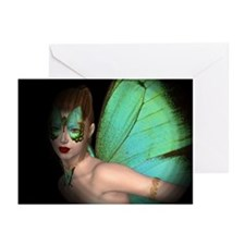 Butterfly Fantasy Greeting Cards (Pk of 10)