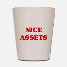 Nice Assets Shot Glass