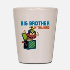 Big Brother in Training Shot Glass