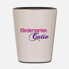 Kindergarten Cutie Shot Glass