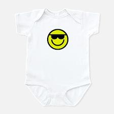 Smiley Infant Bodysuit
