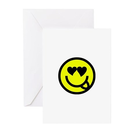 Smiley Greeting Cards (Pk of 20)