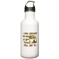 Tackle Box Voices Sports Water Bottle