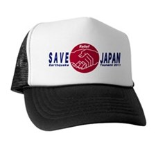 SAVE JAPAN Trucker Hat