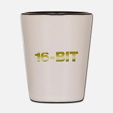 16-Bit Shot Glass