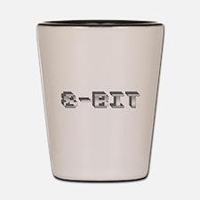 8-Bit Shot Glass