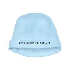 It's Super Effective baby hat