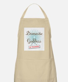 Domestic Goddess - In Training Apron