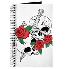 Skull, Roses and Dagger Journal