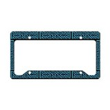 Celtic license plate frames Deluxe