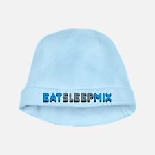 Eat Sleep Mix baby hat