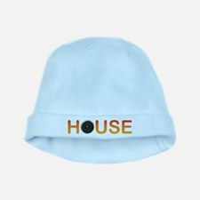 House Music baby hat