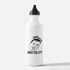 Impeach Christie Water Bottle