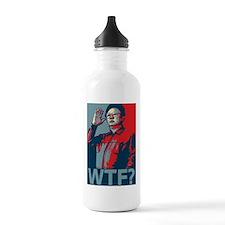 Kim Jong Il: WTF? Water Bottle