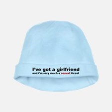 Im A Sexual Threat baby hat