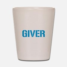 Giver Shot Glass