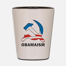 Obamaism Shot Glass