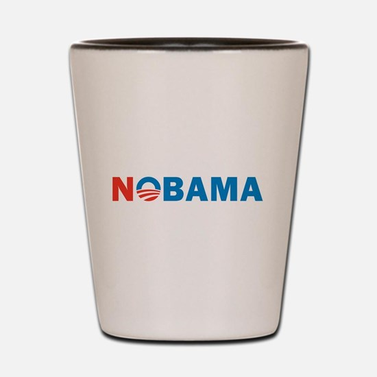 Nobama Shot Glass