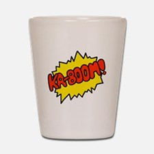 'Ka-Boom! Shot Glass