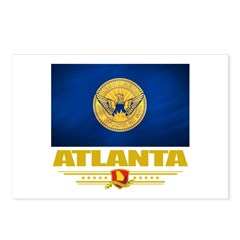 Atlanta Pride Postcards (Package of 8)