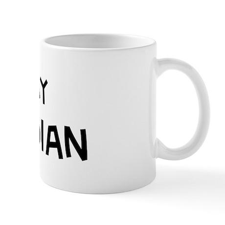 I Love Comedian Mug