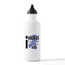 IKickedEsophagealCancer Water Bottle