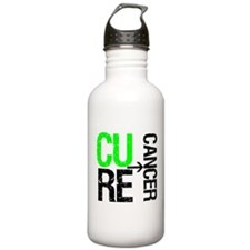 Cure (Lymphoma) Cancer Water Bottle