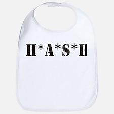 H*A*S*H Bib