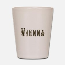Vienna 2 Shot Glass