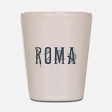 Roma 2 Shot Glass