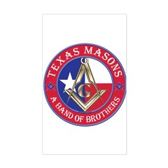 Texas Brothers Decal
