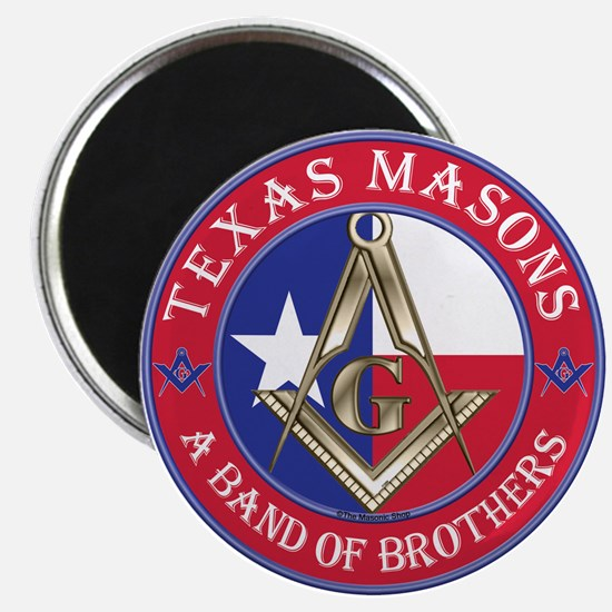 "Texas Brothers 2.25"" Magnet (10 pack)"