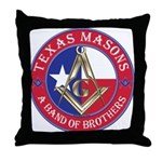 Texas Brothers Throw Pillow