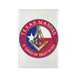 Texas Brothers Rectangle Magnet