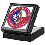 Texas Brothers Keepsake Box