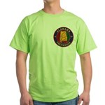 The Alabama Freemason Green T-Shirt