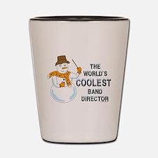 Coolest Director Shot Glass