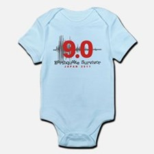 Japan Earthquake Survivor Infant Bodysuit