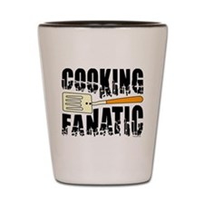 Cooking Fanatic Shot Glass