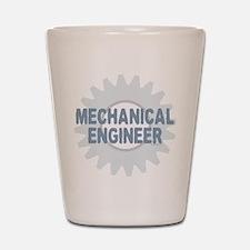 Mechanical Engineer Shot Glass