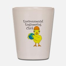 Environmental Engineering Chi Shot Glass