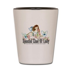 Special Lady Shot Glass