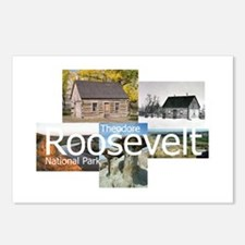 ABH Theodore Roosevelt NP Postcards (Package of 8)