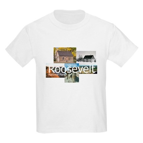 ABH Theodore Roosevelt NP Kids Light T-Shirt