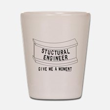 Stuctural Engineer Shot Glass
