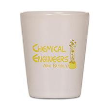 Chemical Engineers Shot Glass