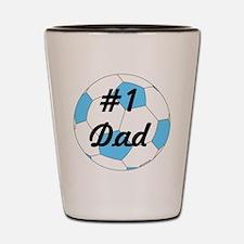 Number 1 Dad Shot Glass