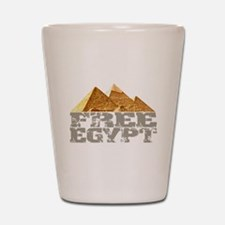 Free Egypt Shot Glass