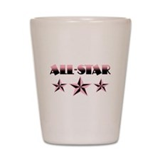 All-Star Shot Glass